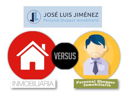 Personal Shopper Inmobiliario vs Inmobiliaria