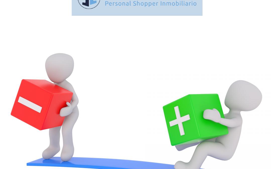 El Personal Shopper Inmobiliario y la Tasación Inmobiliaria