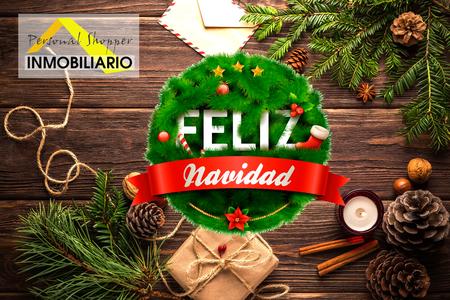 Personal Shopper Inmobiliario les desea Felices Fiestas