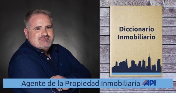 Diccionario Inmobiliario. Agente de la Propiedad Inmobiliaria