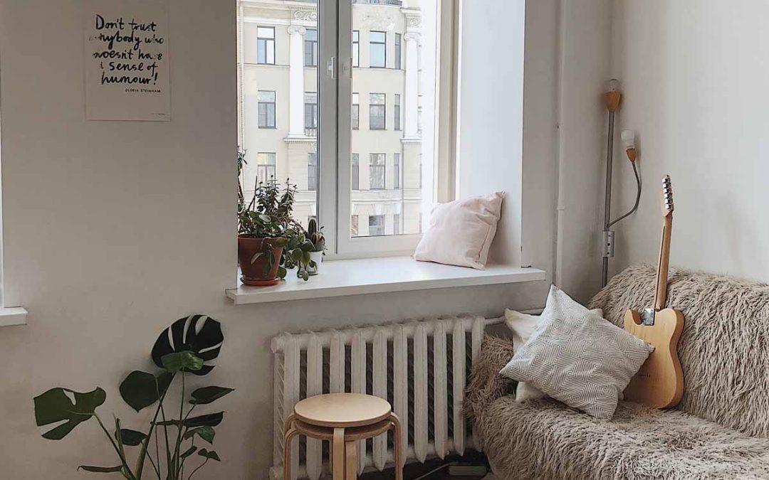 Cuidado con los pisos recién reformados